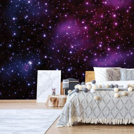 Sky full of stars wall mural